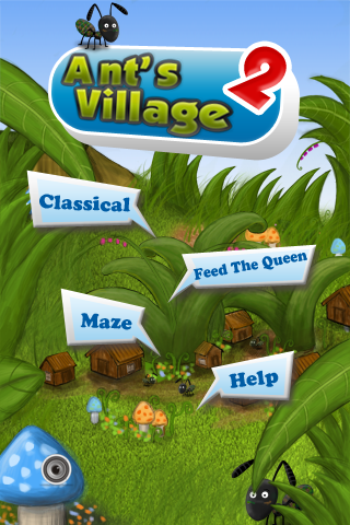 Screenshot Ant's Village