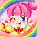 Princess Rainbow & Prince Rain